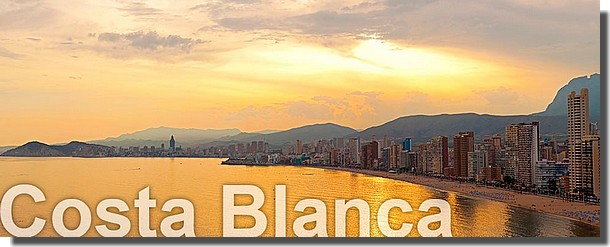 Nieruchomości na Costa Blanca w Hiszpanii