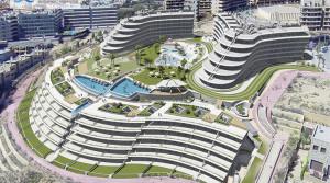Alicante nowe luksusowe apartamenty