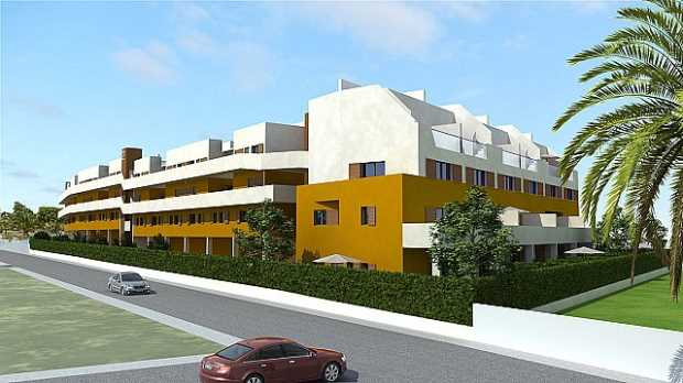 Playa Flamenca 2 sypialnie apartament