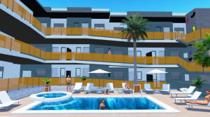 Residencial Allegria w Torrevieja