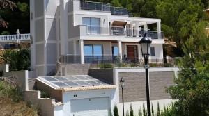 Altea Hills luksusowa willa