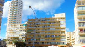 Calpe apartament przy plaży