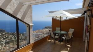 Cumbre del Sol apartament w pobliżu Alicante