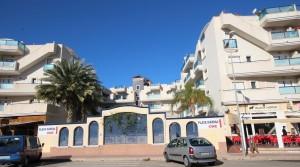 Playa Marina I penthouse apartament Cabo Roig