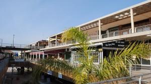 Playa Flamenca centrum handlowe La Mosca lokal handlowy