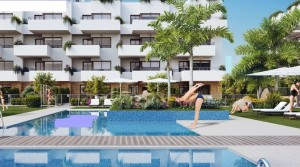 Lomas de Campoamor nowe mieszkania