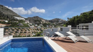 Altea La Balconada nowe apartamenty
