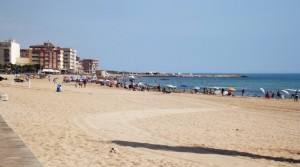 Plaża La Mata Torrevieja apartament tanio