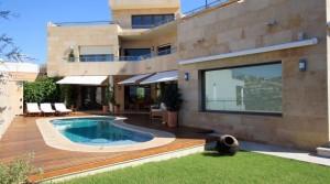 Cabo de Huertas Alicante luksusowa willa 5 sypialni
