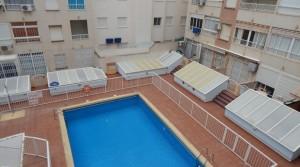 1 sypialnia mieszkanie w Torrevieja (Alicante)