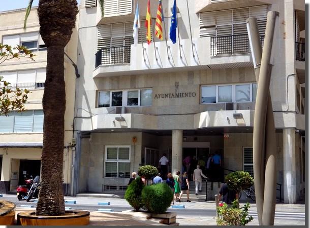 Ayuntamiento Torrevieja