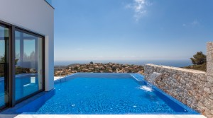 Widok na morze luksusowa willa w Moraira