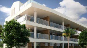Javea nowe apartamenty