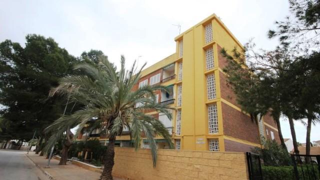 Od strony plaży apartament w Hiszpanii La Zenia