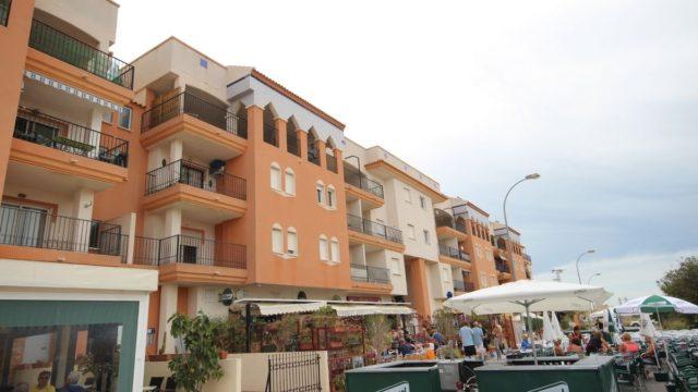 Mieszkanie na Playa Flamenca w Hiszpanii