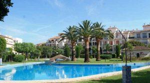 Playa Arenal apartament w Javea