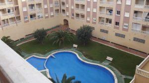 1km do plaży mieszkanie w Torrevieja