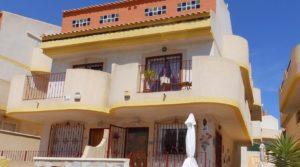 La Zenia 3 sypialnie dom szeregowy