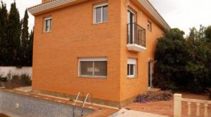 Zajętość bankowa dom w Alfaz del Pi