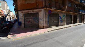 Lokal handlowy w centrum Alicante