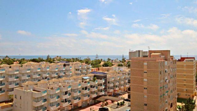 La Zenia 100m od morza mieszkanie na sprzedaż