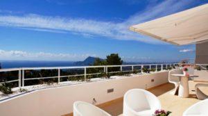 Dream Villa na Altea Hills 3 sypialnie