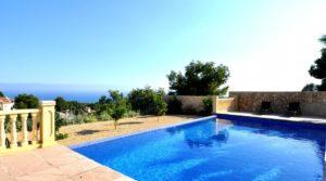 Altea Hills Hiszpania luksusowa willa z widokiem na morze