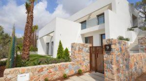 Las Colinas nowe domy