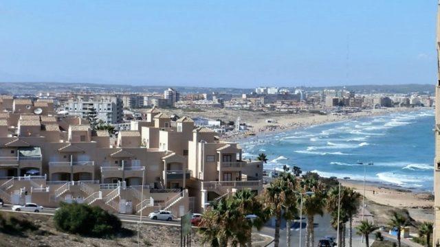 La Mata Torrevieja apartament z widokiem na morze