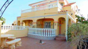 Domek na Las Mimosas na Playa Flamenca