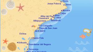 Wrzesień i październik najlepsze na przyjazd do Hiszpanii