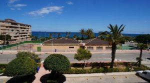 Cabo Cervera Torrevieja apartament z widokiem na morze
