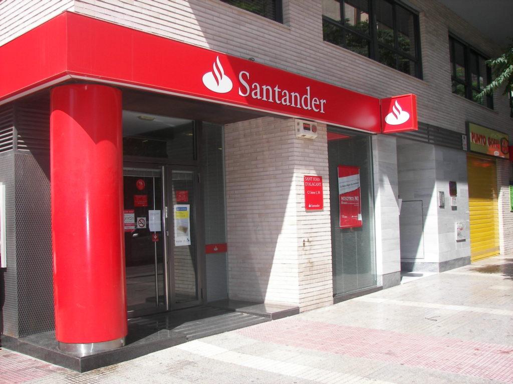 BAnk Santander