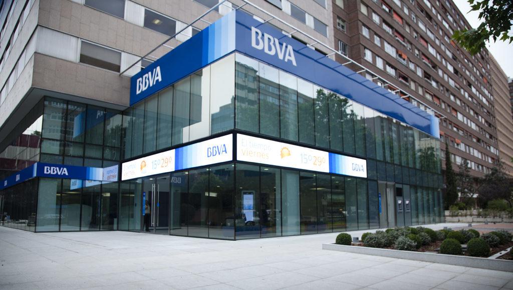 BANK BBVA ESPANA