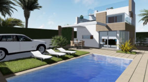 Nowa willa w El Raso – Guardamar del Segura