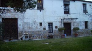 Hiszpańska finca w Moralet w pobliżu Alicante