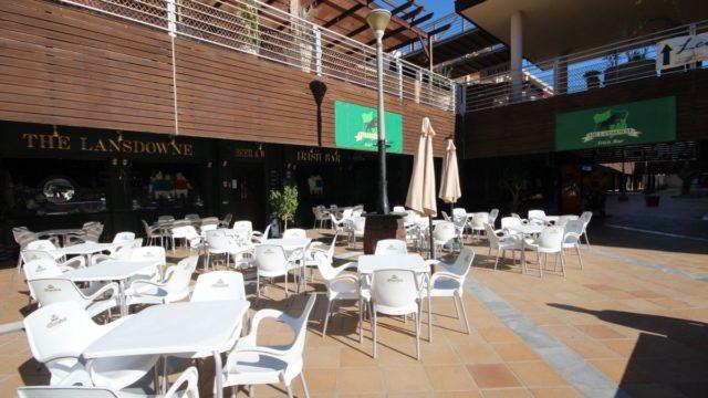Irlandzki Pub Lansdowne na Playa Flamenca