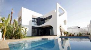 Luksusowe nowe wille w Ciudad Quesada