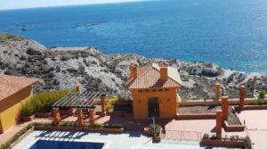 Apartament z widokiem na morze w Aguilas