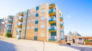 La Mata Torrevieja mieszkanie na parterze blisko plaży