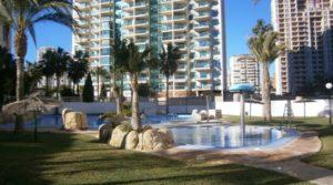 Apartament w Villajoyosa 100m od plaży
