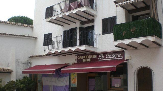 Apartament w Moraira w Hiszpanii