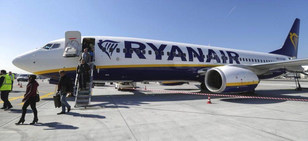 Ryanair problemy