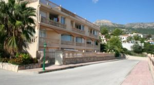 Calpe apartament Playa de la Manzanera