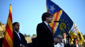 Spada sprzedaż nieruchomości w Katalonii