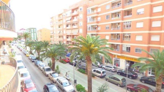 Saladar Denia centrum apartament na wynajem