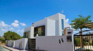 Nowa willa w Torrevieja Los Balcones