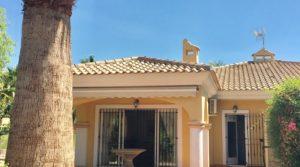 Alicante pole golfowe Bonalba willa na sprzedaż